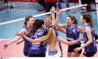 Volleyleague (Playoff): Ολυμπιακός-Θέτις Βούλας 3-2
